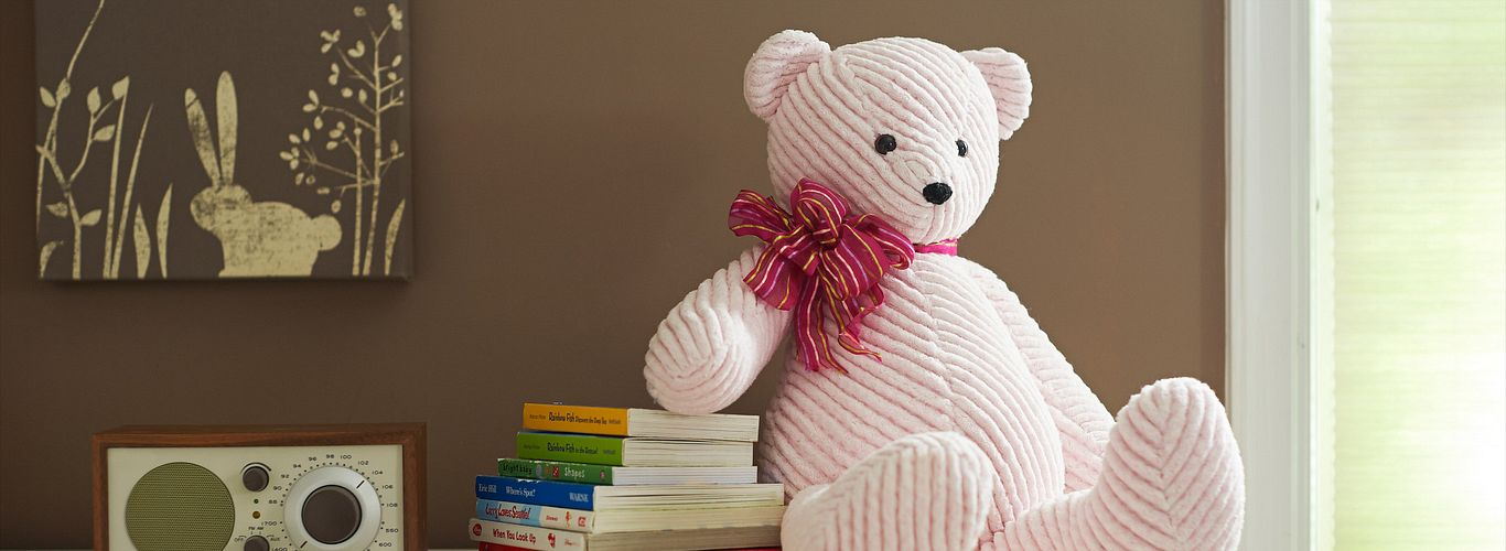 Project: Chenille Teddy Bear