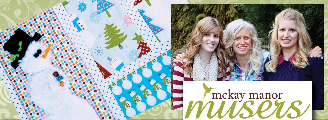December Designer Spotlight, McKay Manor Musers