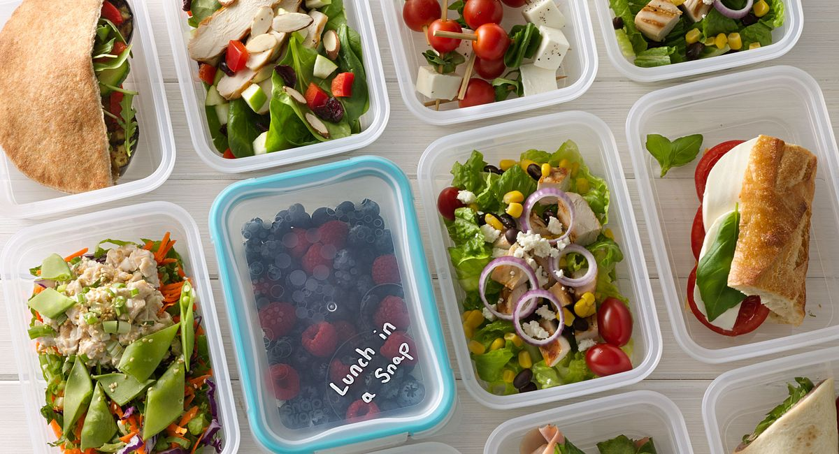 11 Quick & Healthy Lunch Ideas