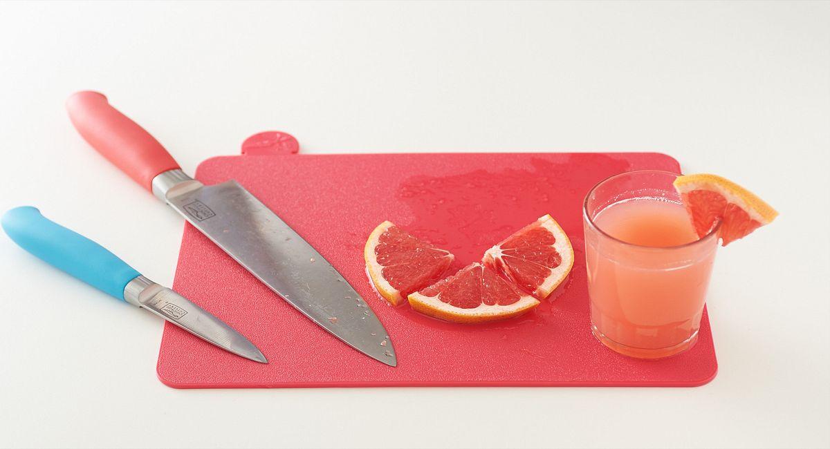 Four Ways to Cut a Grapefruit