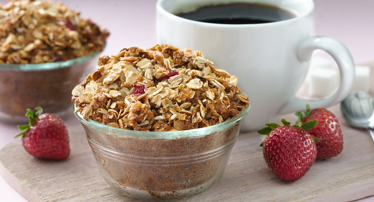 Your New Favorite Recipe: Strawberry Banana Bread Muffins