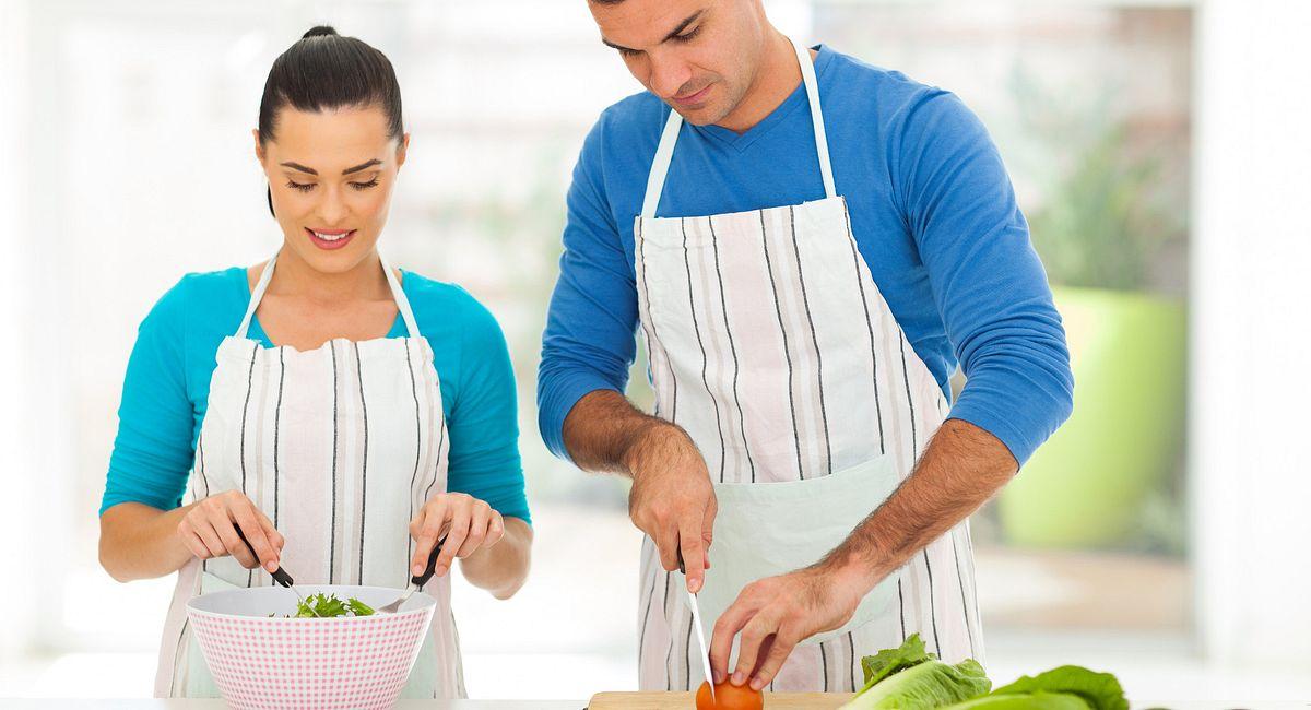 You Chop, I'll Cook