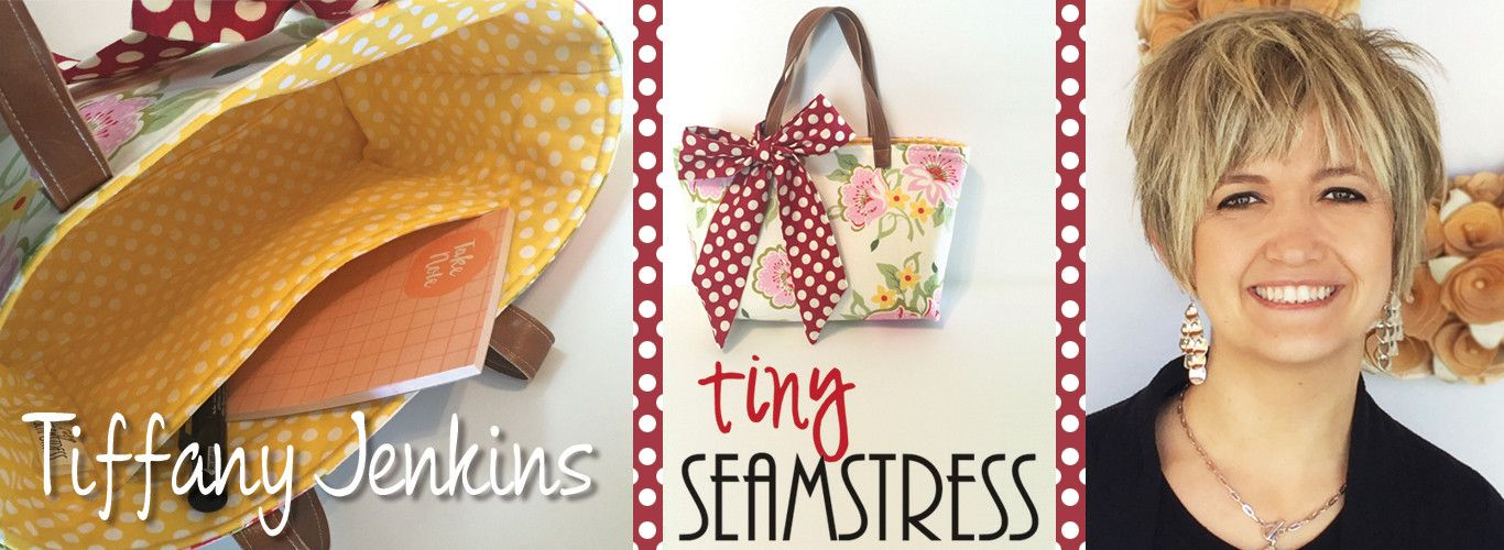 Designer Spotlight | Tiny Seamstress, Tiffany Jenkins