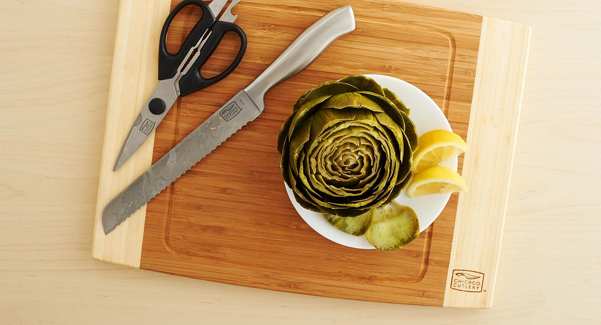 Cutting Class: How to Master the Artichoke