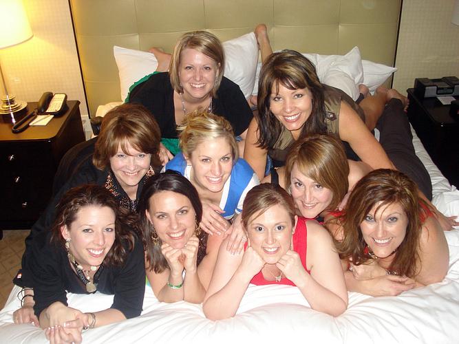 GTC 2011, Bottom L-R DM Lindsay Hill, RVP Carol Mathis, Erica Maid, Pamela Potts,  Middle L-R DM Cheryl Slack, AM Alyssa Cleland, Susan Gurwell,  Top L-R AM Christie Hawkins, ENVP Linda Loveless