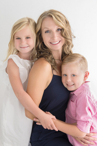 Leanne's biggest Whys, Brooke and Owen.