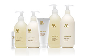 Moisturiser Products, Shea Butter by Arbonne