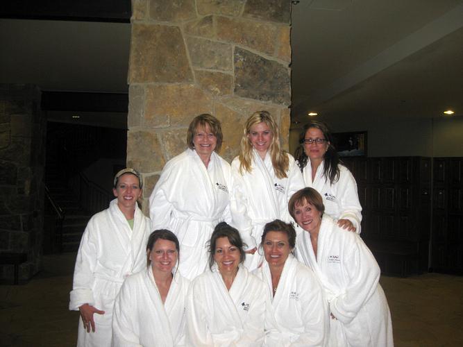 Team retreat in Colorado.
