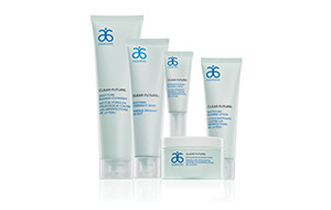 Clear Control blemish products