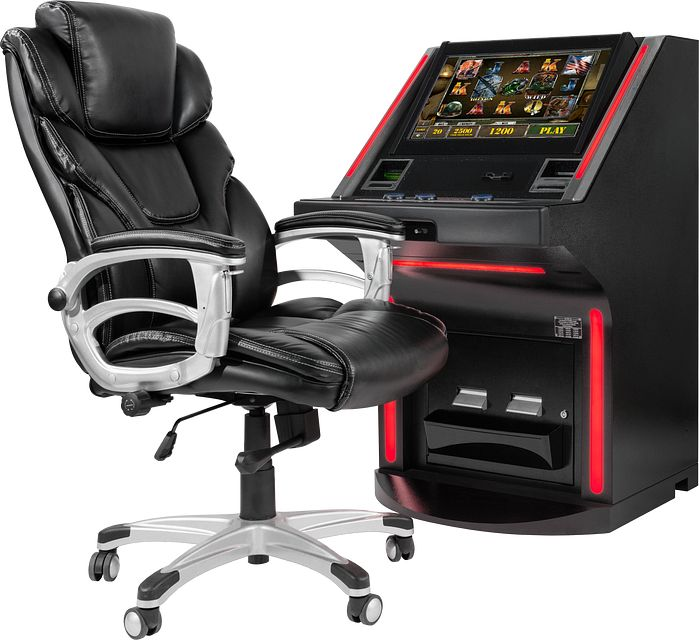 Slant Top On-Demand Angle Chair WWII Game BINGO EQUIPMENT/MaxFusion/Slant Top
