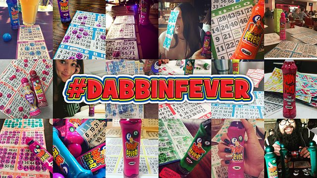 #DabbinFever Promotional Materials/Ink Graphics/Advertisements