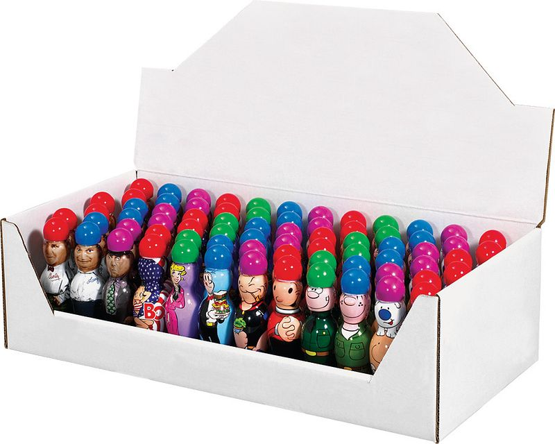 Corrugated Display Bingo Ink/Point of Purchase Display