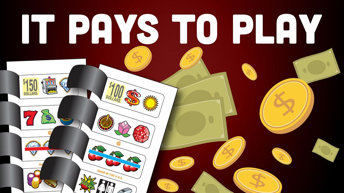 It Pays To Play Bingo Equipment/Flashboards/MaxFlash>Promotional Materials/Advertisements