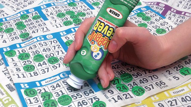Dabbin Fever Dabbing Paper Bingo Equipment/Flashboards/MaxFlash>Promotional Materials/Advertisements