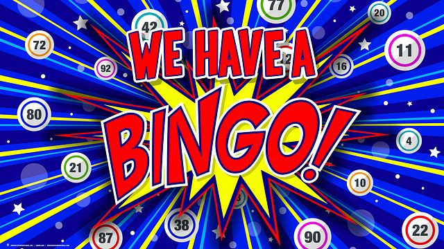 We Have A Bingo Bingo Equipment/Flashboards/MaxFlash>Promotional Materials/Advertisements