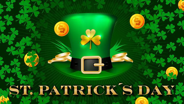 St Patricks Gold Coins Bingo Equipment/Flashboards/MaxFlash>Promotional Materials/Advertisements