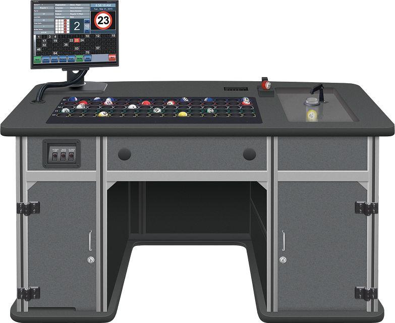 Statesman Premier Rear BINGO EQUIPMENT/Consoles