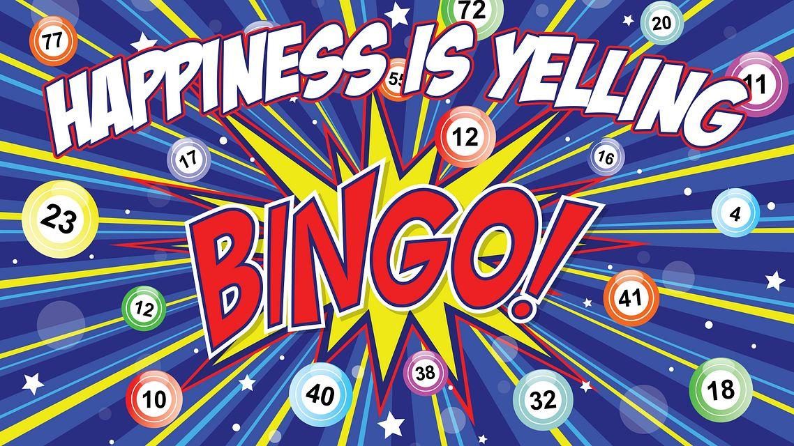Happiness is Yelling Bingo Bingo Equipment/Flashboards/MaxFlash>Promotional Materials/Advertisements
