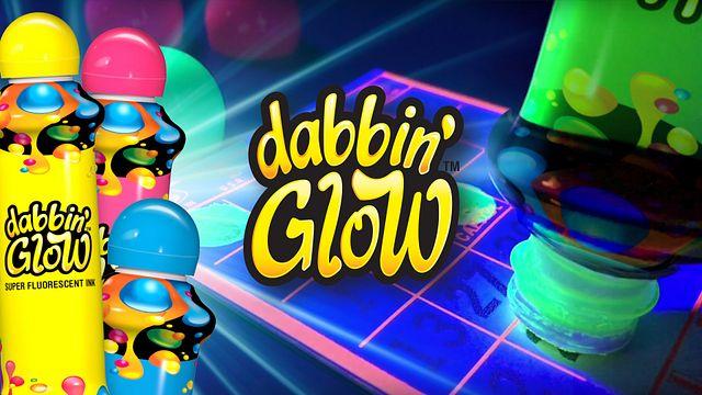 Dabbin' Glow Dabbin' Bingo Equipment/Flashboards/MaxFlash>Promotional Materials/Advertisements