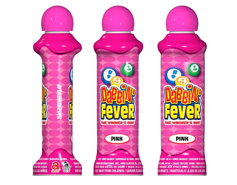 Dabbin' Fever Pink Bingo Ink/Dabbin' Fever