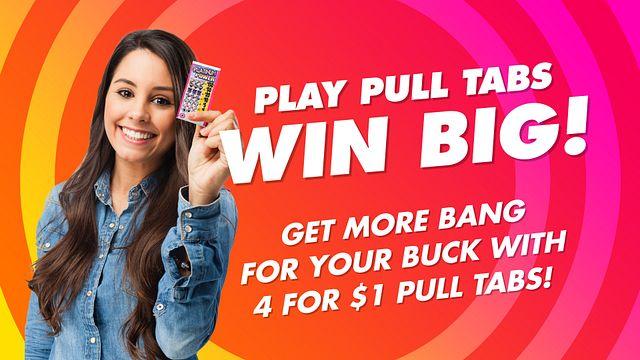 Win Big Play Pull Tabs Bingo Equipment/Flashboards/MaxFlash>Promotional Materials/Advertisements