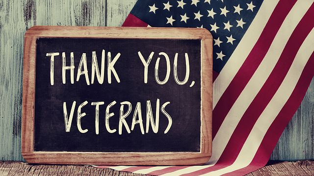 Thank You Veterans Bingo Equipment/Flashboards/MaxFlash>Promotional Materials/Advertisements