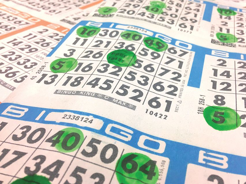 Bingo King C-Max Bingo Paper Close-up Marketing Resources/Bingo Stock Images>Bingo Paper/Bingo King C-Max