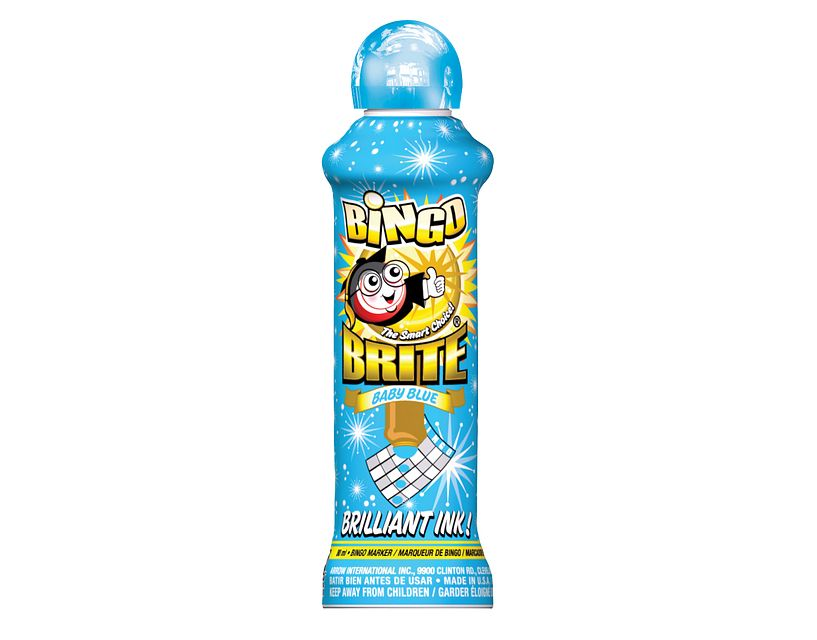 Bingo Brite BabyBlue Bingo Ink/Bingo Brite