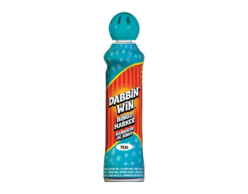 Dabbin' Win Teal Bingo Ink/Dabbin' Win