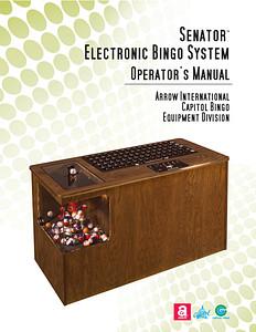 Senator Operator's Manual Equipment Manuals