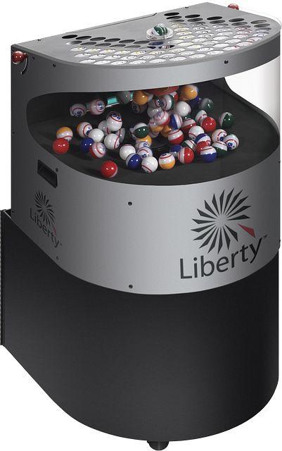 Liberty BINGO EQUIPMENT/Consoles