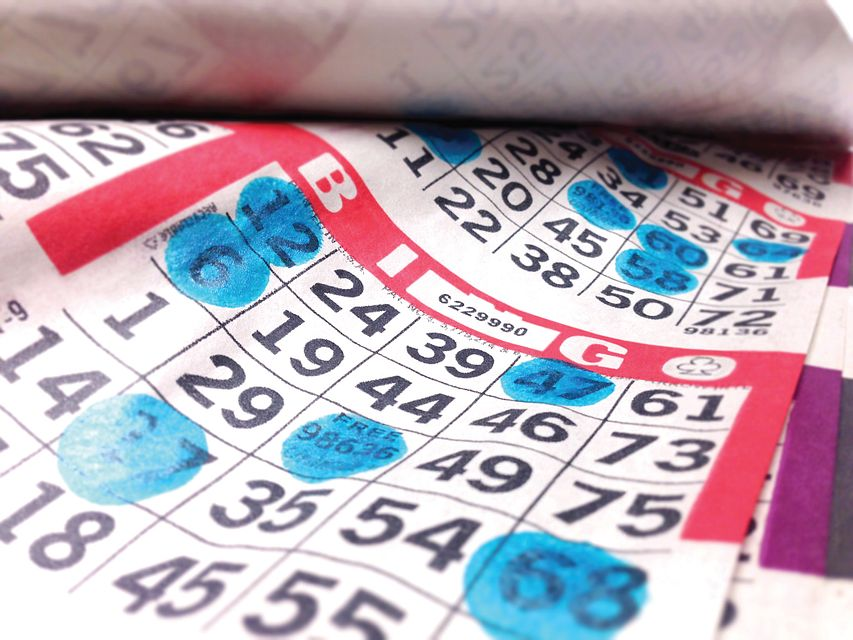 Unimax Bingo Paper CMYK Image Marketing Resources/Bingo Stock Images>Bingo Paper/UniMax Cuts