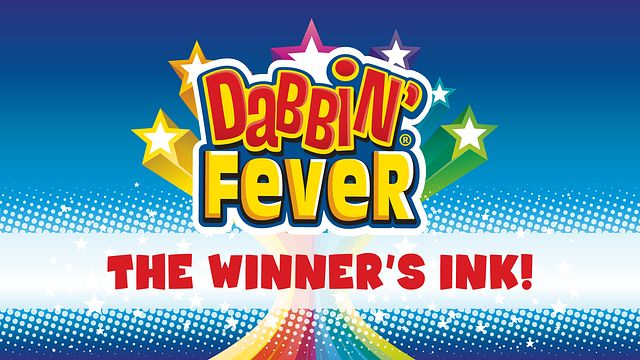 Dabbin Fever Winners Ink Bingo Equipment/Flashboards/MaxFlash>Promotional Materials/Advertisements