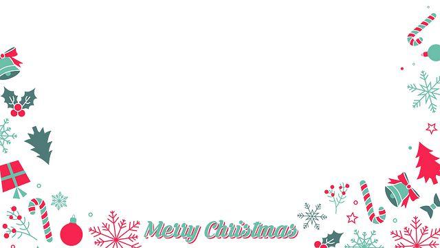 Christmas Theme Border Bingo Equipment/Flashboards/MaxFlash>Promotional Materials/Advertisements