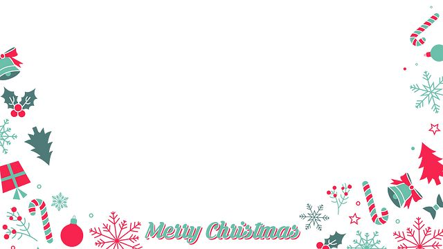 Christmas Theme Border Bingo Equipment/Flashboards/MaxFlash>Promotional Materials/Advertisements