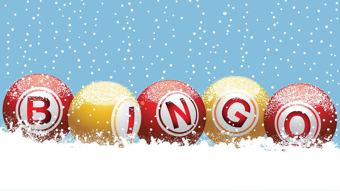 Snow Bingo Balls Bingo Equipment/Flashboards/MaxFlash>Promotional Materials/Advertisements