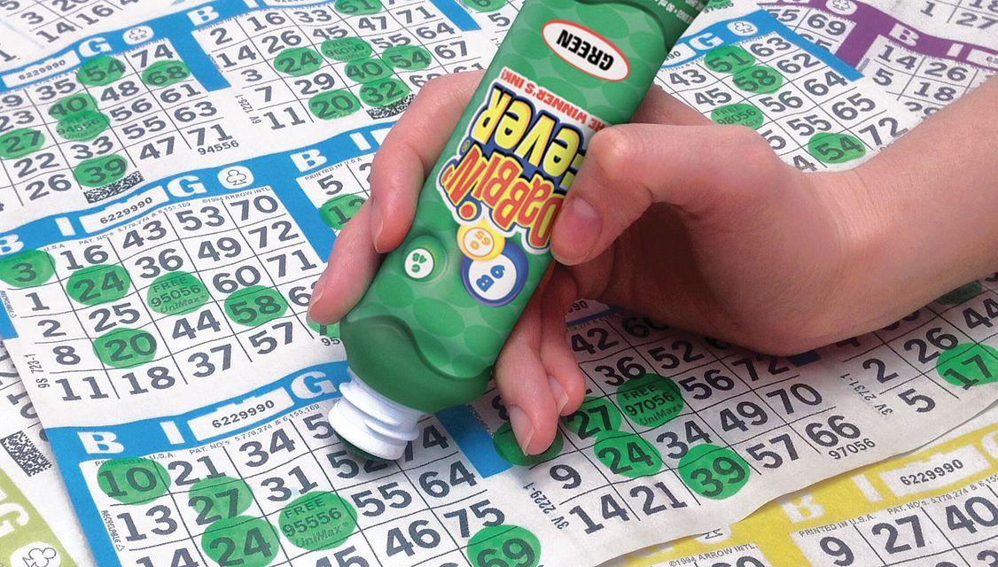 Dabbing Unimax Bingo Paper CMYK Bingo Ink/Dabbin' Fever>Marketing Resources/Bingo Stock Images>Bingo Paper/UniMax Cuts