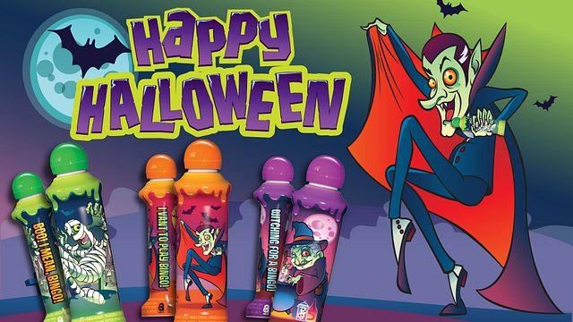 Halloween Ink Vampire Bingo Equipment/Flashboards/MaxFlash>Promotional Materials/Advertisements