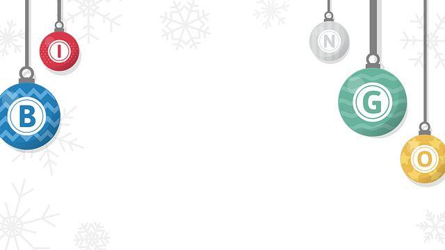 Christmas B-I-N-G-O Bingo Equipment/Flashboards/MaxFlash>Promotional Materials/Advertisements