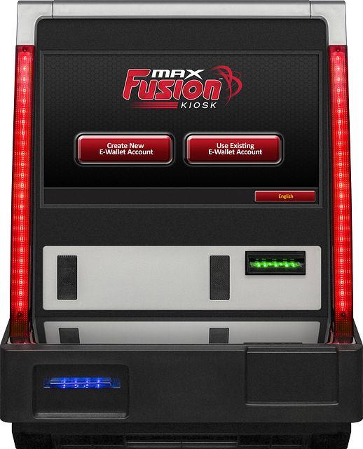 MaxFusion Kiosk BINGO EQUIPMENT/MaxFusion/Kiosk