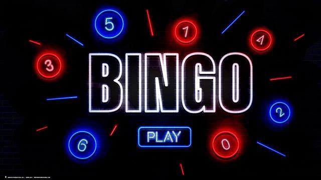 Neon Bingo Bingo Equipment/Flashboards/MaxFlash>Promotional Materials/Advertisements