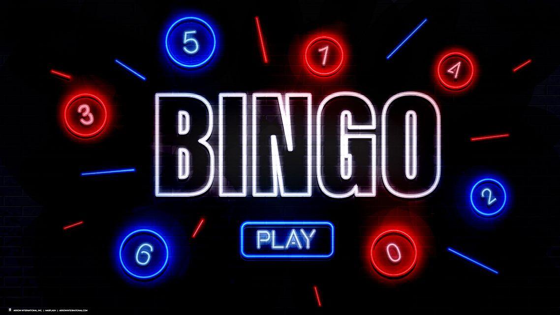 Neon Bingo Maxflash AD Bingo Equipment/Flashboards/MaxFlash>Promotional Materials/Advertisements