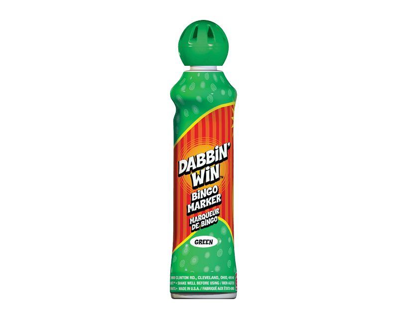 Dabbin' Win Green Bingo Ink/Dabbin' Win