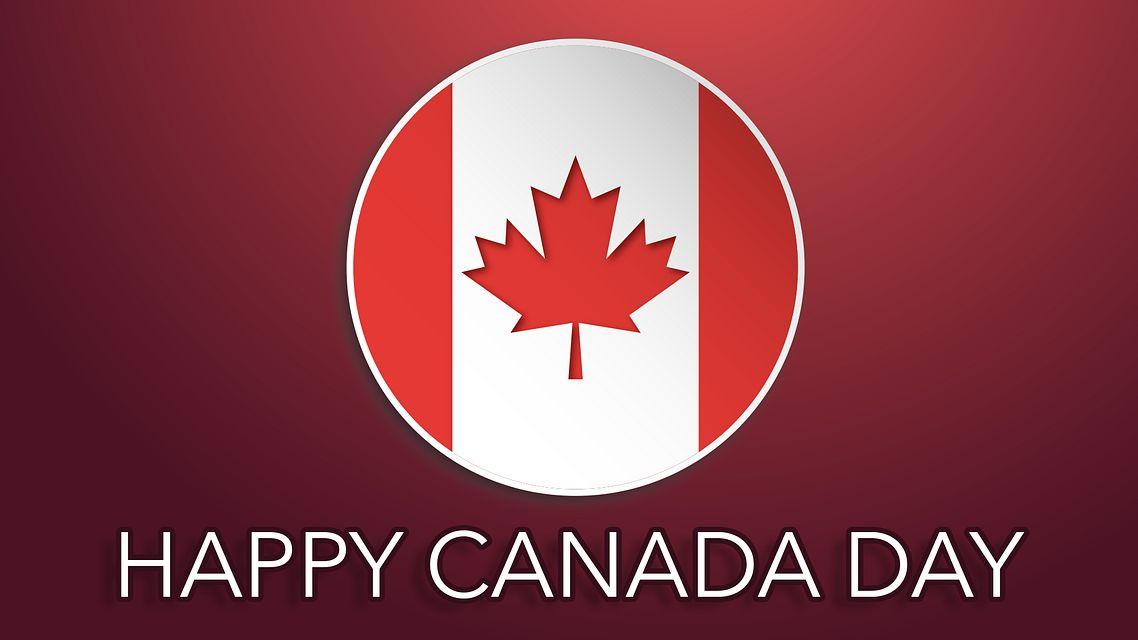 Canada Day Maple Leaf MaxFlash Bingo Equipment/Flashboards/MaxFlash>Promotional Materials/Advertisements