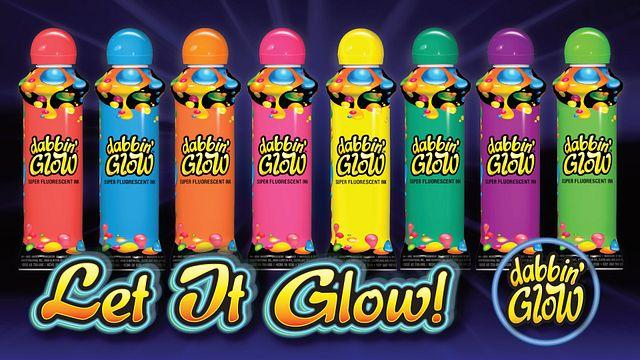 Dabbin' Glow Bottles Bingo Equipment/Flashboards/MaxFlash>Promotional Materials/Advertisements