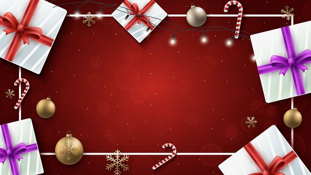 Christmas Border Bingo Equipment/Flashboards/MaxFlash>Promotional Materials/Advertisements