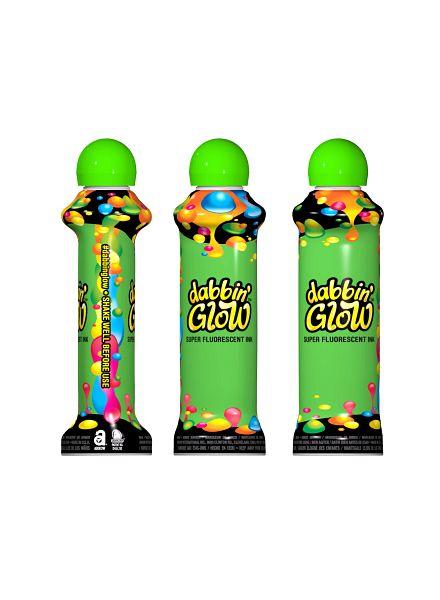 Fluorescent Bingo Ink Green Bingo Ink/Dabbin' Glow
