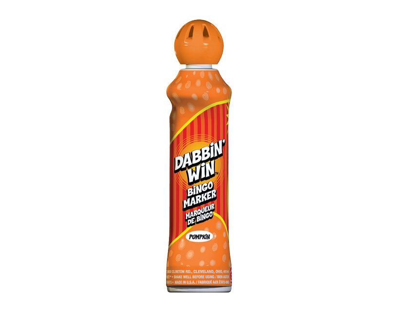 Dabbin' Win Orange Bingo Ink/Dabbin' Win