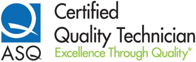 ASQ Quality Technician