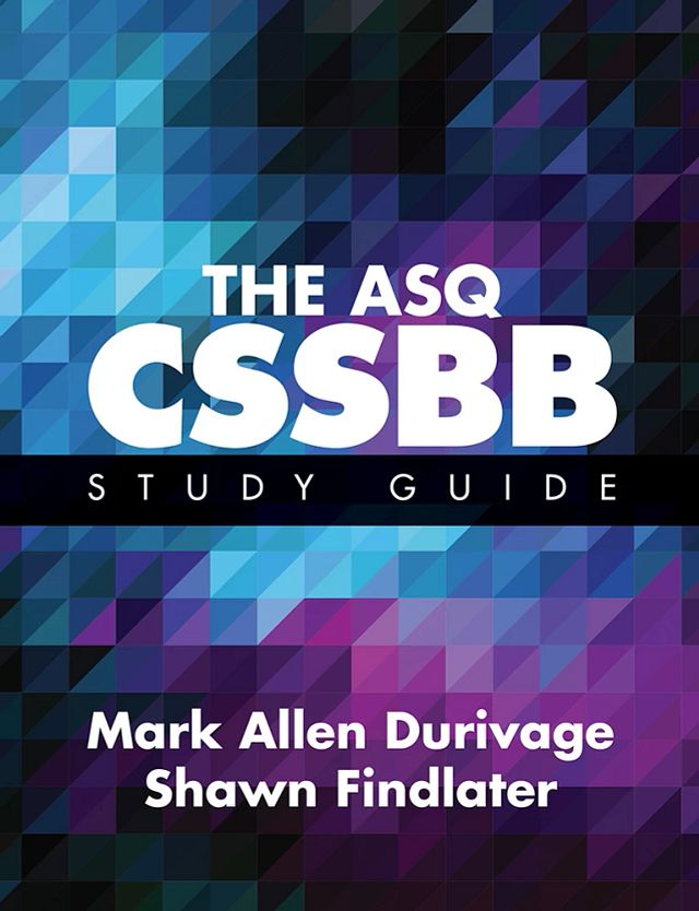 ASQ CSSBB Study Guide